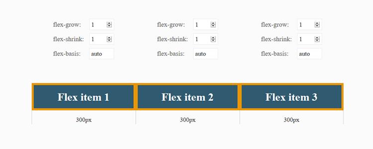 Flexbox Tester