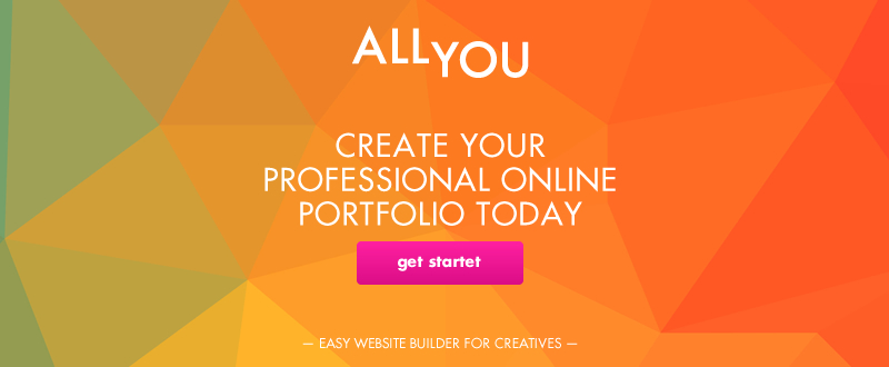 web Tools Building Website Portfolio AllYou.net