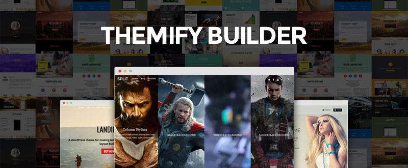 web Tools Building Website Portfolio Themify Builder WordPress
