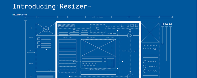 Resizer viewer to test how digital products respond to Material Design on all devices