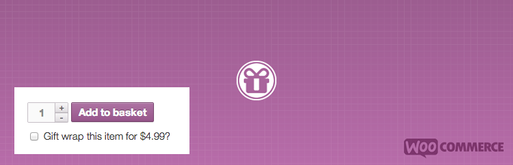 Add a Gift Wrapping Option to WooCommerce