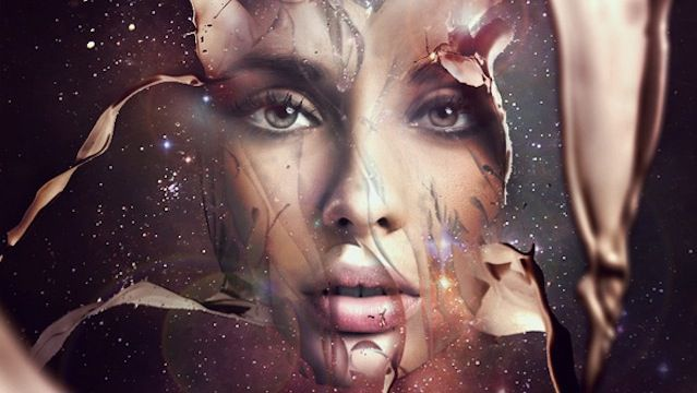 Futuristic Abstract Portrait Tutorial Graphic Designers Photoshop