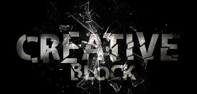 Creative Block Text Effect tutorial graphic designers Photoshop