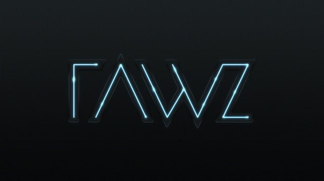 RAWZ Light Effects tutorial graphic designers Photoshop