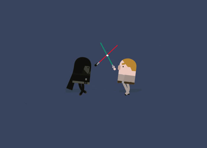 Cinematics – An Illustrated Collection of Classic Films and Characters