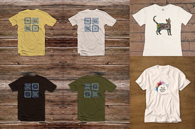 0c82d00b0 15 Free High-Resolution T-Shirt Mockup Templates