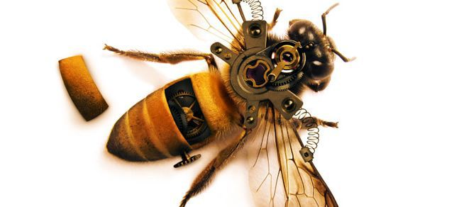 Highly Detailed Steampunk Insect Photoshop Tutorial