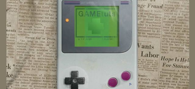 Retro Gameboy Icon Photoshop Tutorial