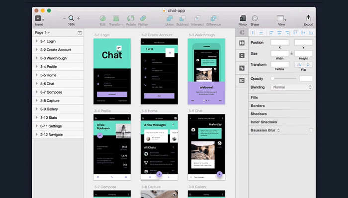 Consistency Please! Style Guides in Sketch