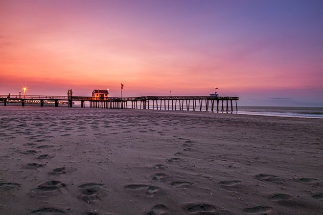 How to Edit a Sunrise Photo in Lightroom