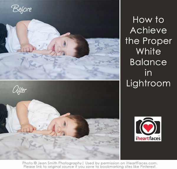 How to Achieve the Correct White Balance in Lightroom