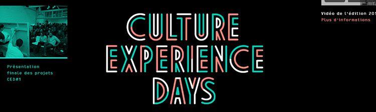 ADAMI Culture Experience Days