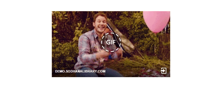 jqGifPreview jQuery plugin GIF previews like Facebook
