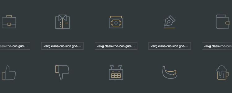 Create an Icon System Using SVG Symbols