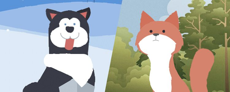Animated Animals in CSS and SVG by Codrops