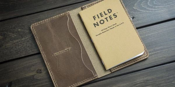field notes brand notepad designers freelance