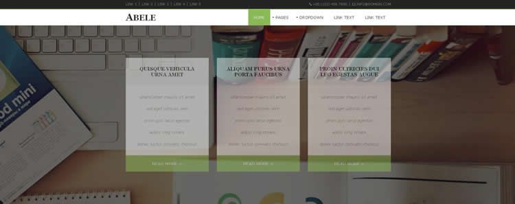 50 Free Responsive Html5 Web Templates For 2020