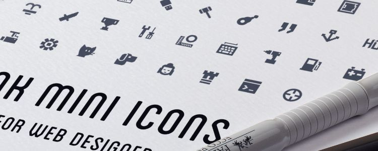 1000 Mini Icons PSD AI EPS PNG SVG