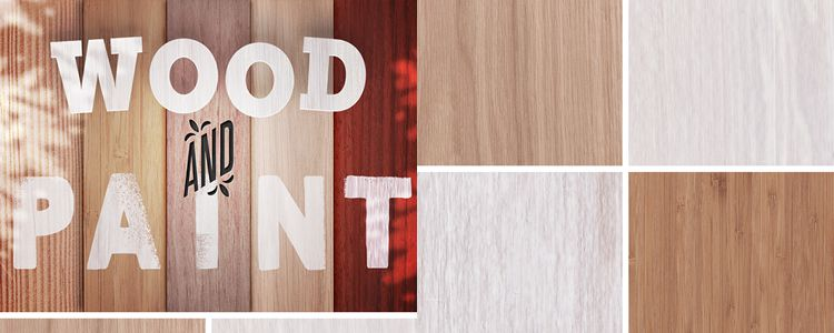 Wood Paint Free PNG Textures