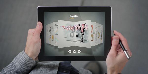 paper mobile app ios illustration mobile ios screenshot app freelance designer