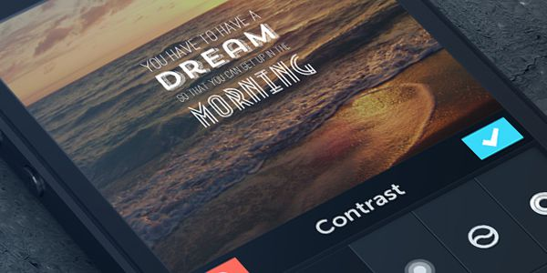 piclab mobile ios screenshot app freelance designer