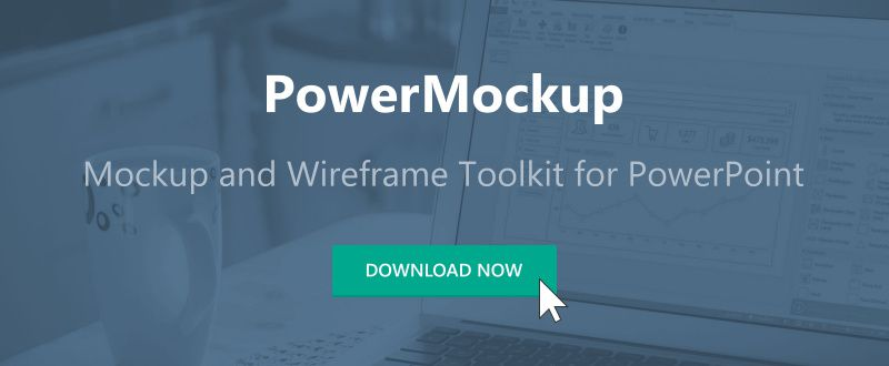 ux ui prototype application app web tool resource user experience PowerMockup