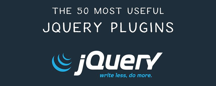 jQuery Collection 50 Most Useful Plugins Frontend Development