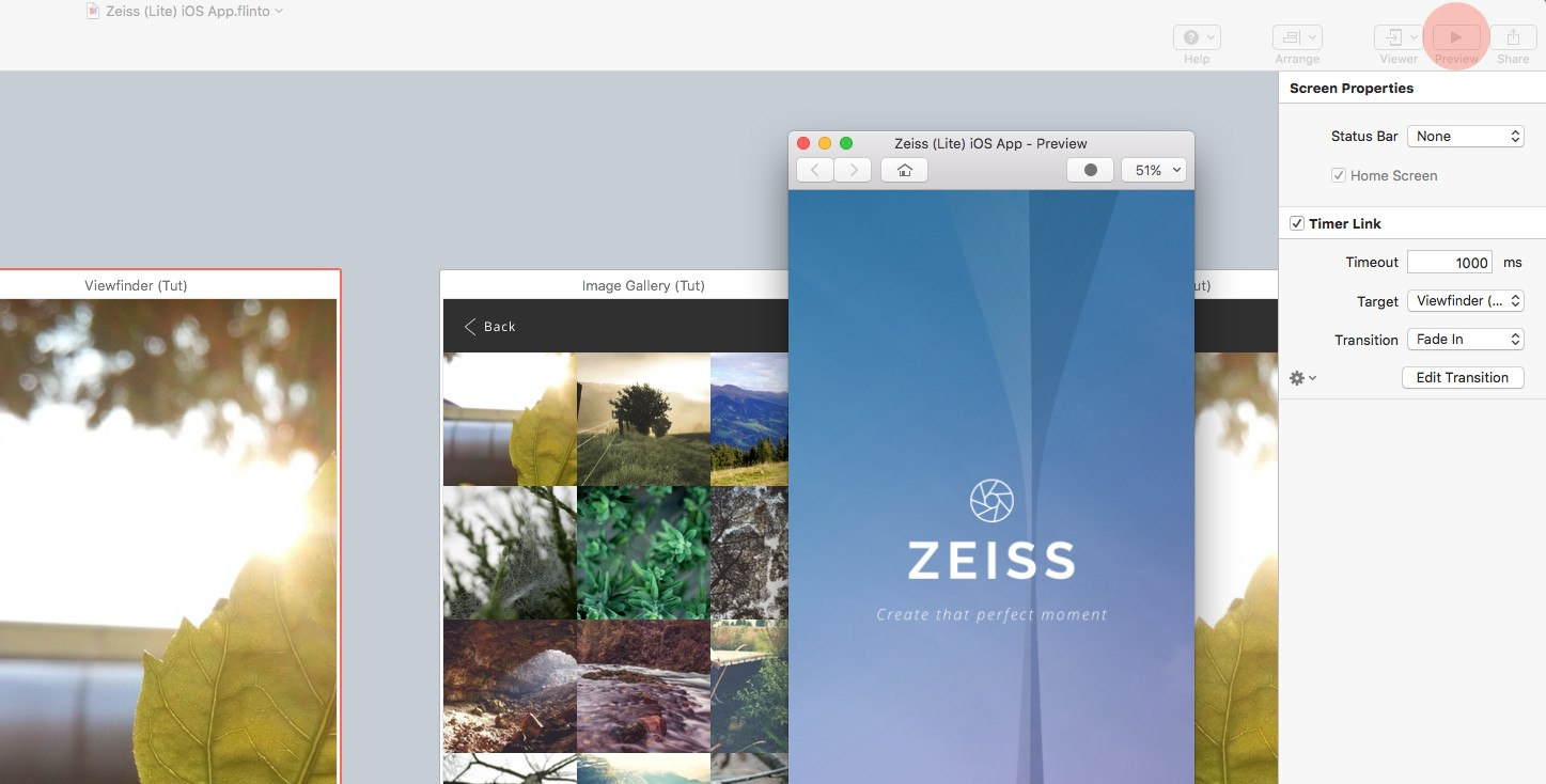 How to Prototype an iOS App with Sketch and Flinto (Part 2)