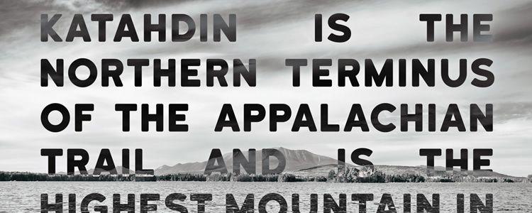 Katahdin Round sans serif free font family typeface