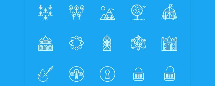 200 Miscellaneous Icons Illustrator Sketch