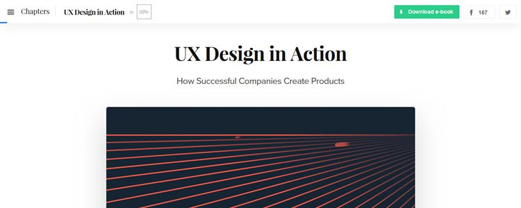 Free eBook UX Design in Action By UXPin