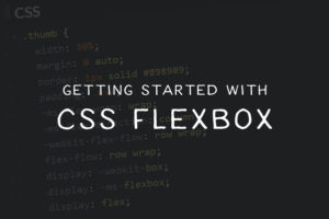 started-css-flexbox
