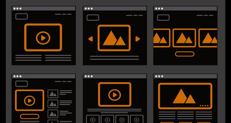 Web Mobile Wireframing Layout Kit ai illustrator ux flowchart userflow development free wireframe kit template UI design