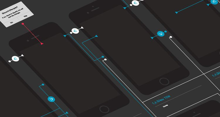 IPhone 6 Workflow Ai Illustrator Ux Flowchart Userflow Development Free Wireframe Kit Template UI Design