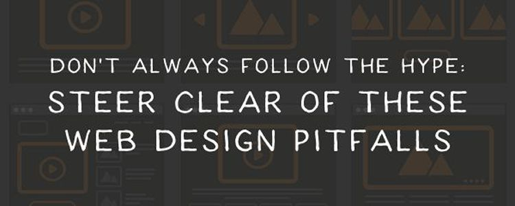 Avoid These Web Design Pitfalls designer news