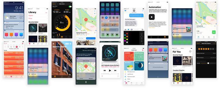 Bulmacalar iOS 10 UI Kit Kroki
