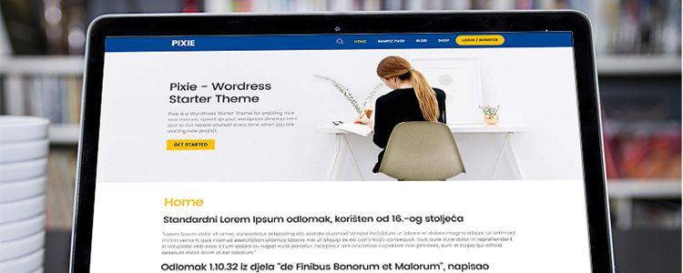 Free WordPress Starter Theme
