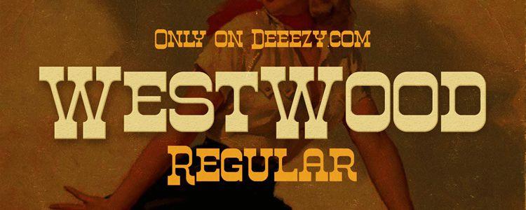 Westwood Regular Font