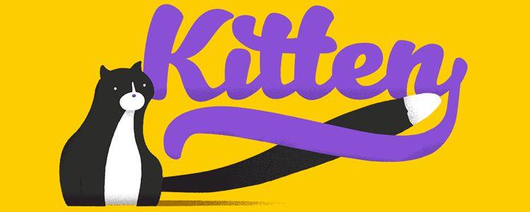 Kitten Free Typeface Family