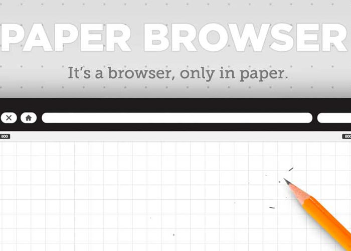 A Collection of Printable Web Browser Wireframing Templates for Sketching