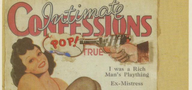 I was a Rich Man's Plaything 1947 Eduardo Paolozzi