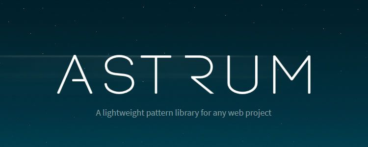 Astrum lightweight pattern library for any project