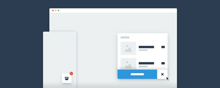 Add to Cart Interaction in CSS and jQuery