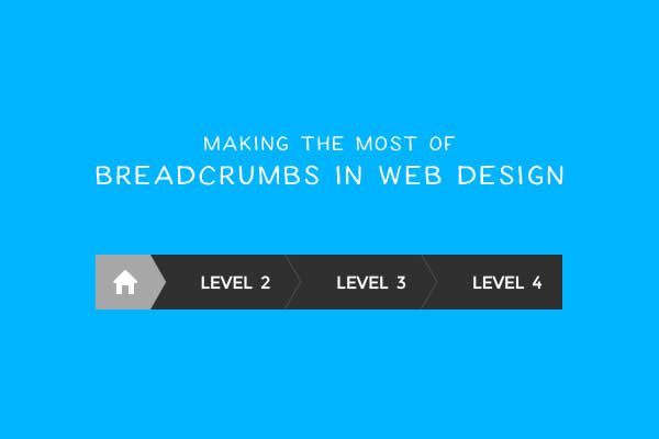 Making the Most of Breadcrumbs in Web Design
