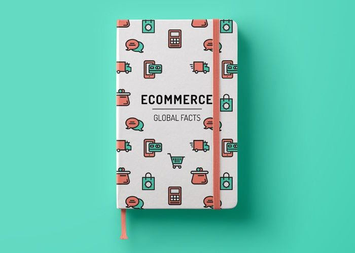 The Free Flat & Stroke eCommerce Icon Set (SVG & PNG)