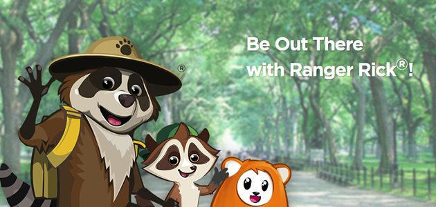 Ranger Ricks Ubooly Outdoor Adventure Campaign