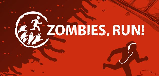 Zombies Run Game app