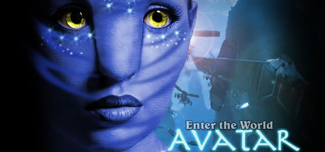 Avatar Movie Poster Photoshop Tutorials