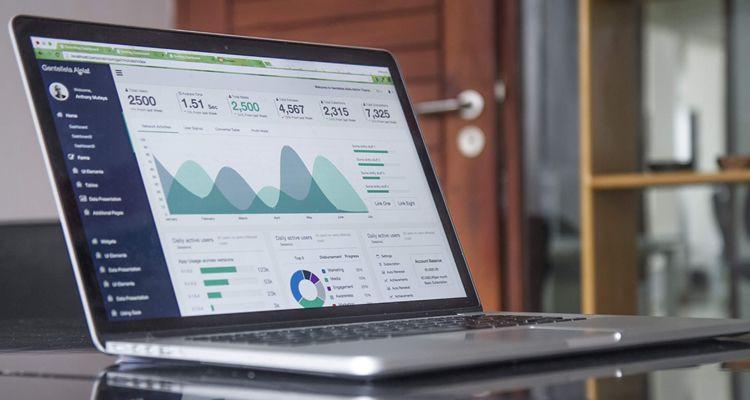 user data laptop charts ux mirror