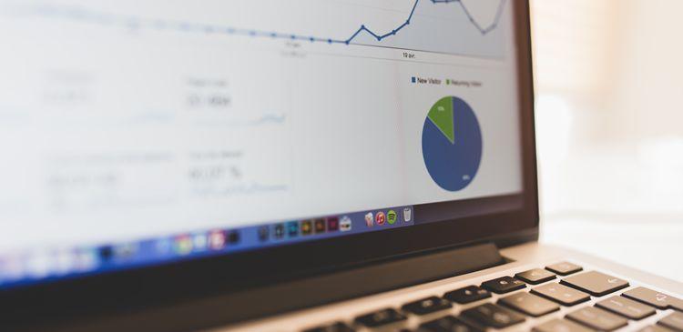 user data laptop charts ux